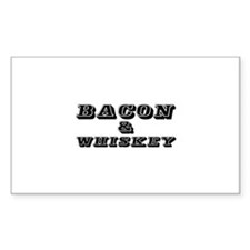 Bacon & Whiskey Decal