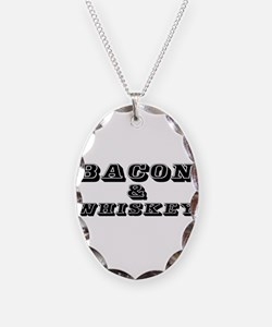 Bacon & Whiskey Necklace