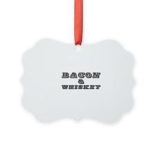 Bacon & Whiskey Ornament