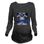 grandcentral3.png Long Sleeve Maternity T-Shirt