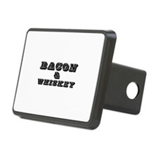 Bacon & Whiskey Hitch Cover