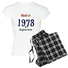 Made in 1978 Pajamas
