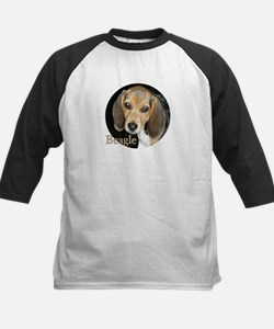 Close Up Puppy Beagle Tee