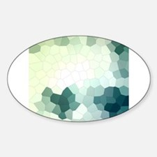 Crystalized Mosaic Pattern Decal