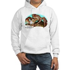 Channel Clinging Crab Hoodie
