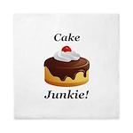 Cake Junkie Queen Duvet