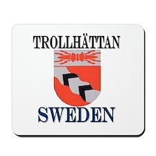 The Trollhättan Store Mousepad