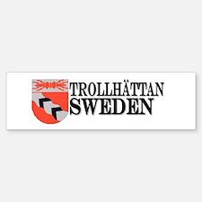 The Trollhättan Store Bumper Bumper Bumper Sticker
