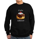 Cake Addict Sweatshirt (dark)