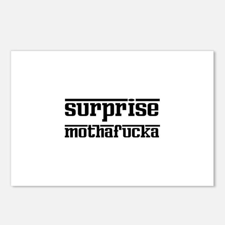 Surprise, Mothafucka! Postcards (Package of 8)