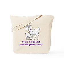 Totes Ma Goats, and kid goats, too Tote Bag