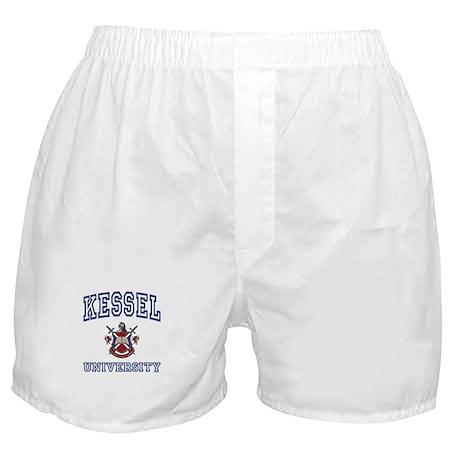 KESSEL University Boxer Shorts