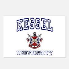 KESSEL University Postcards (Package of 8)