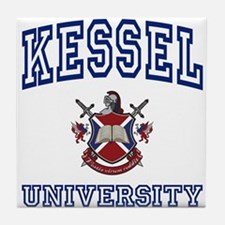KESSEL University Tile Coaster