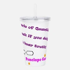 Oracle of Quantico Acrylic Double-wall Tumbler