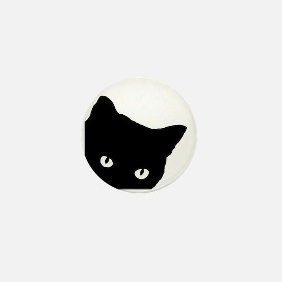 Meow Mini Button