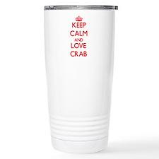 Cute Louse Travel Mug