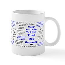 Unique Dog grooming Mug
