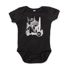 Cute Us capital Baby Bodysuit