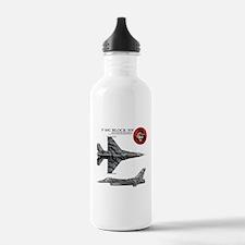 f16ctop_120fs_falcon.p Water Bottle