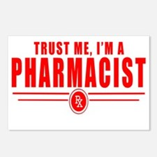 Cute Funny pharmacist Postcards (Package of 8)