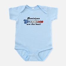 Dominican Grandmas Infant Bodysuit