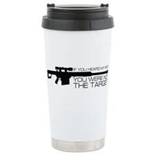 Unique Heard Travel Mug