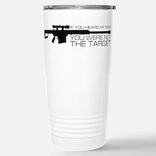 Cute Sniper Travel Mug