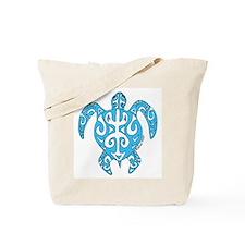 Tribal honu Tote Bag