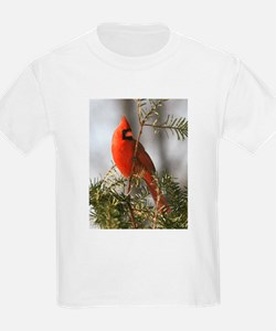Winter Cardinal T-Shirt