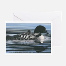 Common Loon Greeting Cards (Pk of 10)