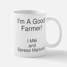 A Good Farmer Mug
