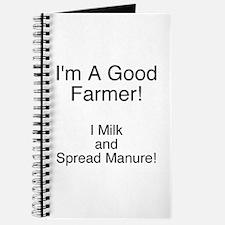 A Good Farmer Journal