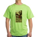 Bonnie and Clyde Green T-Shirt