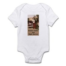 Bonnie and Clyde Infant Bodysuit