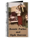 Bonnie and Clyde Journal