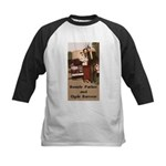 Bonnie and Clyde Kids Baseball Jersey