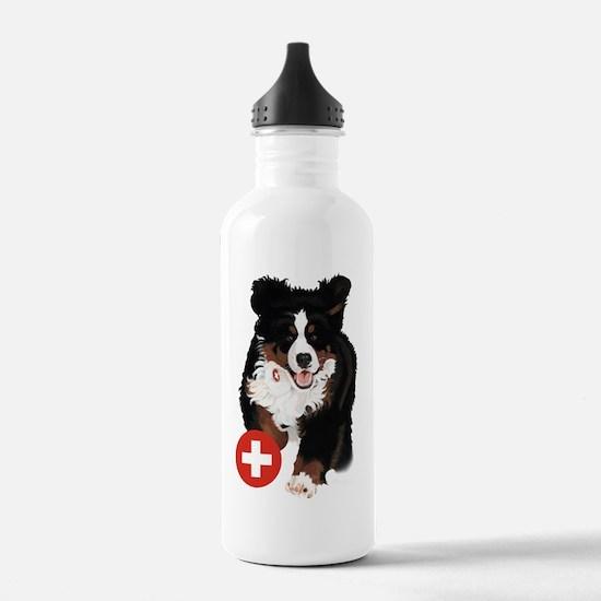 Liane Weyers Bernese Mountain Dog Artist Water Bot