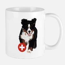 Liane Weyers Bernese Mountain Dog Artist Mugs