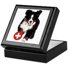 Liane Weyers Bernese Mountain Dog Artist Keepsake
