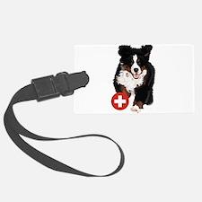 Liane Weyers Bernese Mountain Dog Artist Luggage T