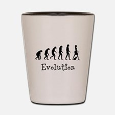 Evolution Shot Glass