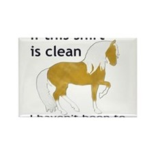 Cute Horse Rectangle Magnet