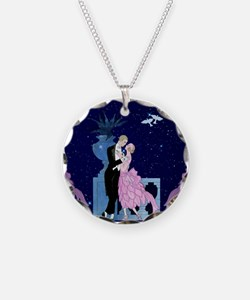 Barbier Proposal Love In The Necklace