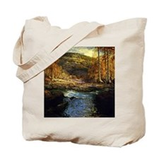 Onderdonk - Forest Stream Tote Bag
