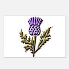 Thistle Postcards (Package of 8)