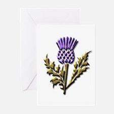 Thistle Greeting Cards