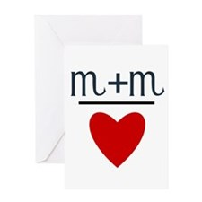 Scorpio + Scorpio = Love Greeting Cards