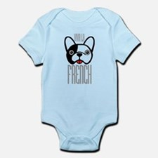 Viva La French Bulldog Body Suit
