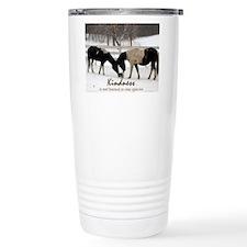 Kindness Travel Coffee Mug
